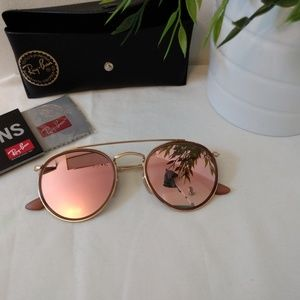 Ray-Ban Double Bridge Rounds